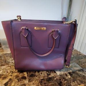 Michael Kors burgundy purse